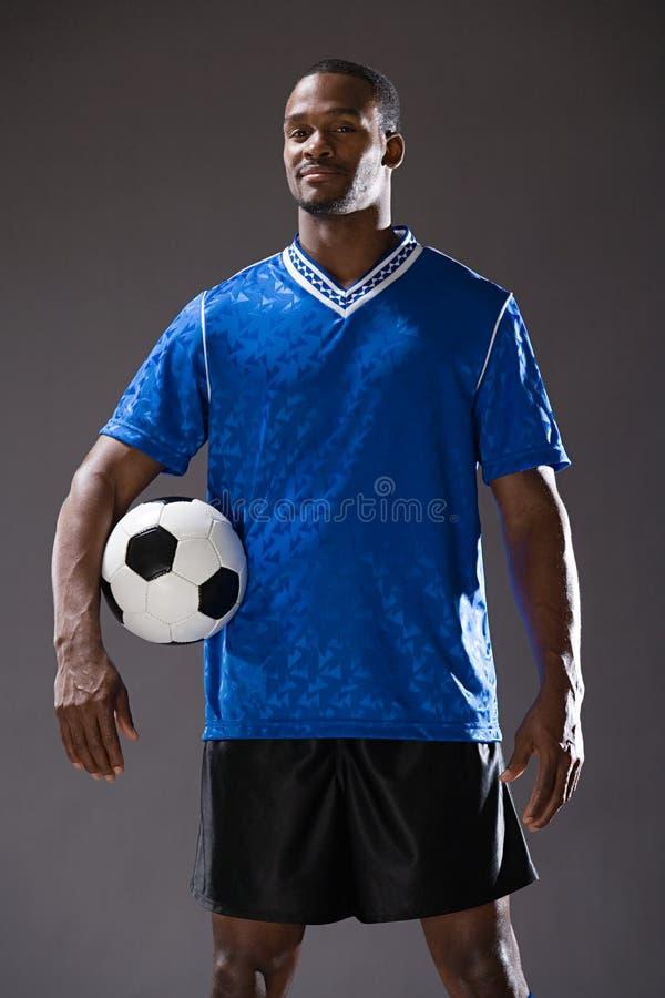 footballer immagine stock libera da diritti