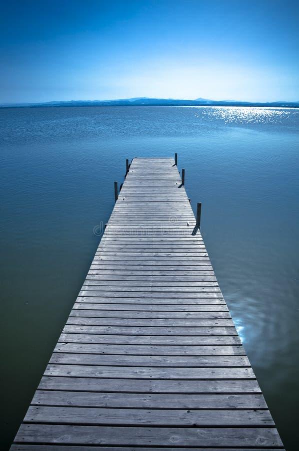footbridge стоковая фотография