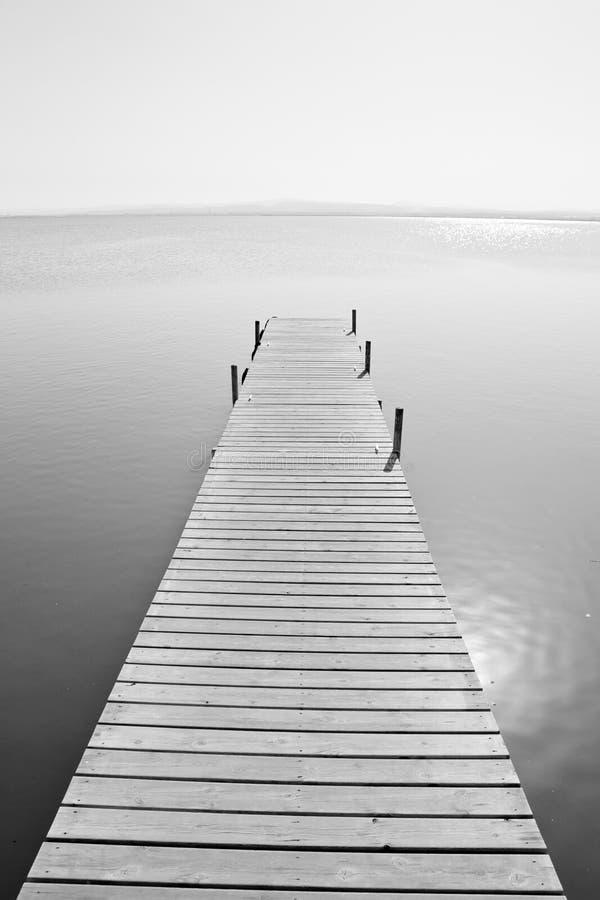 footbridge стоковое фото