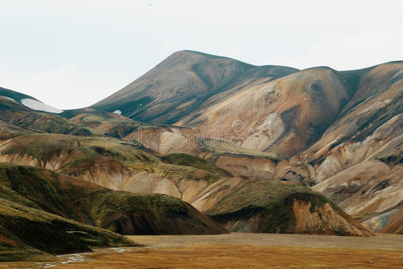 Foothills Landscape Free Public Domain Cc0 Image