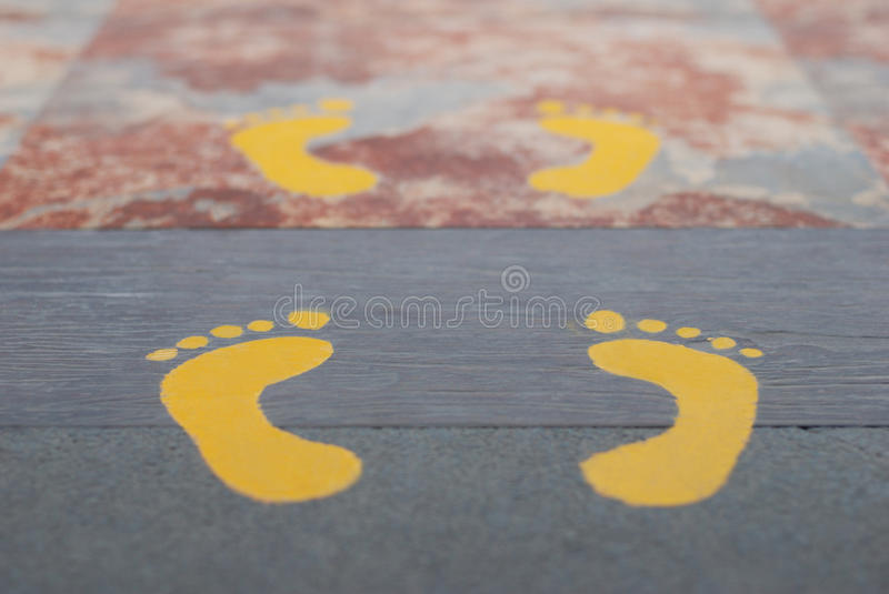 Download Footprint stock photo. Image of foot, stamp, shape, feet - 11119210
