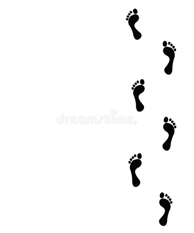 Free Footprint Royalty Free Stock Photo - 7155715