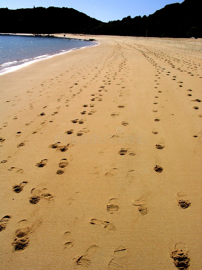 Free Footprints Stock Images - 202814
