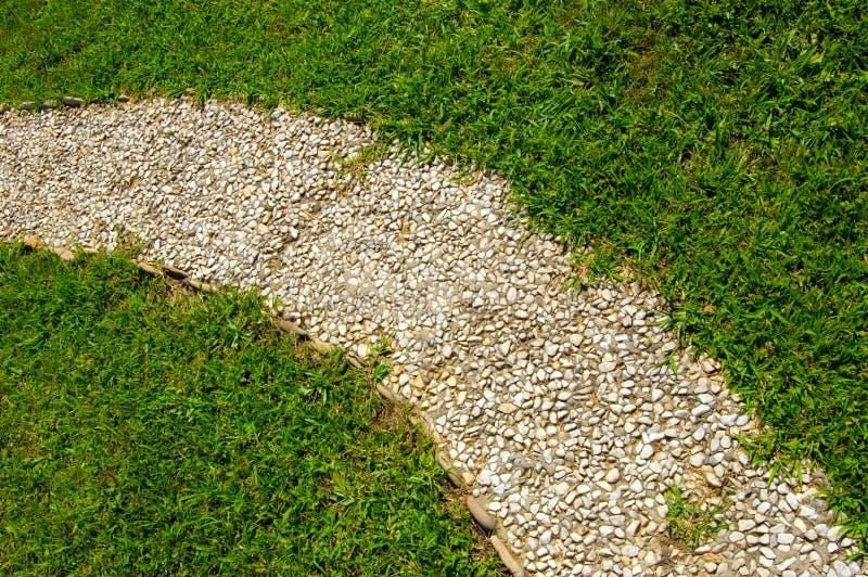 footway ogród zdjęcia royalty free
