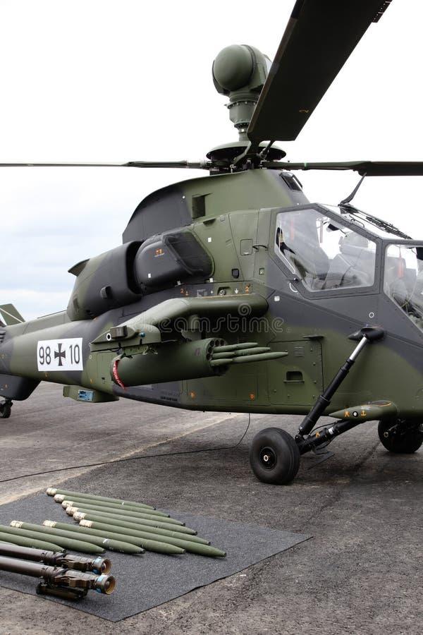 Força aérea alemão do tigre fotografia de stock royalty free