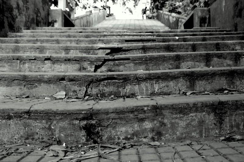 Força/escadas imagem de stock