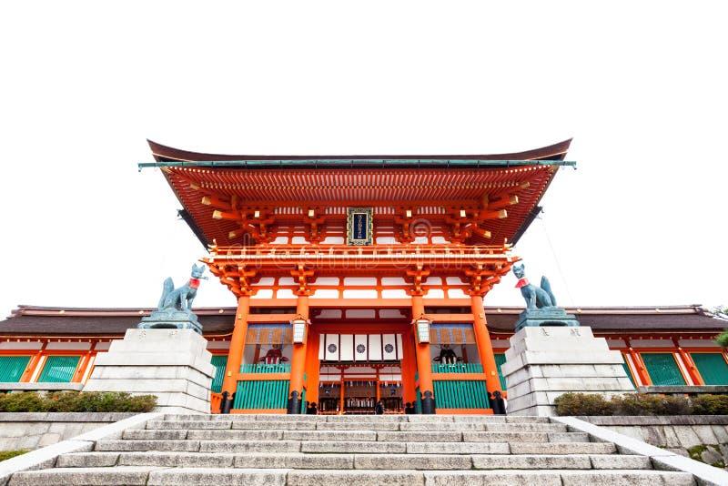 Forêt au temple de Kiyomizu-Dera à Kyoto images libres de droits