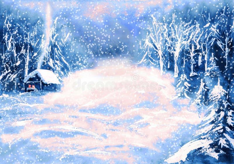 Forêt dense image stock