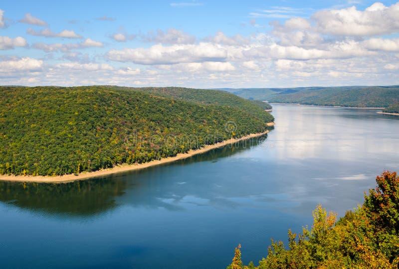 Forêt nationale d'Allegheny photo libre de droits