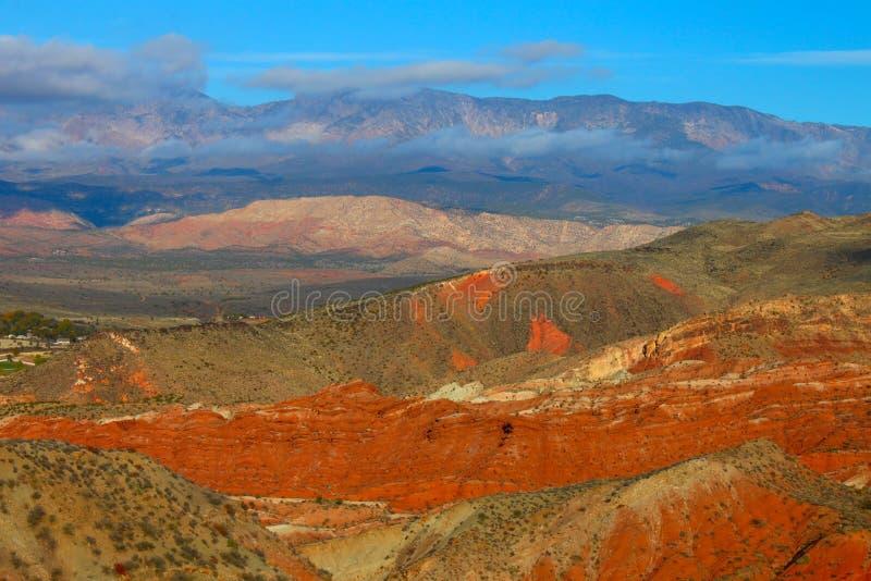 Forêt nationale de Dixie - Utah image libre de droits