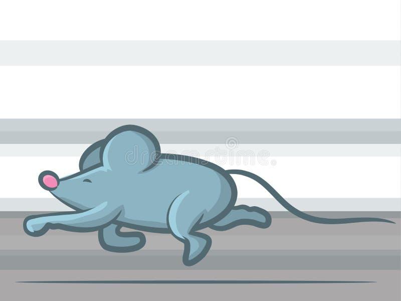 Fora da raça de rato
