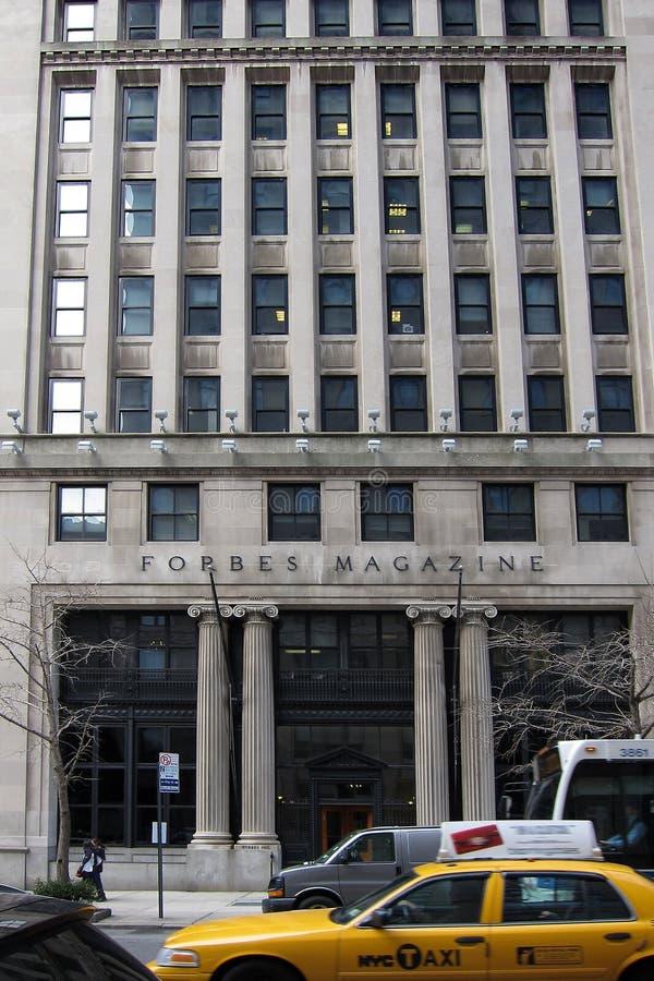 Forbes foto de archivo libre de regalías