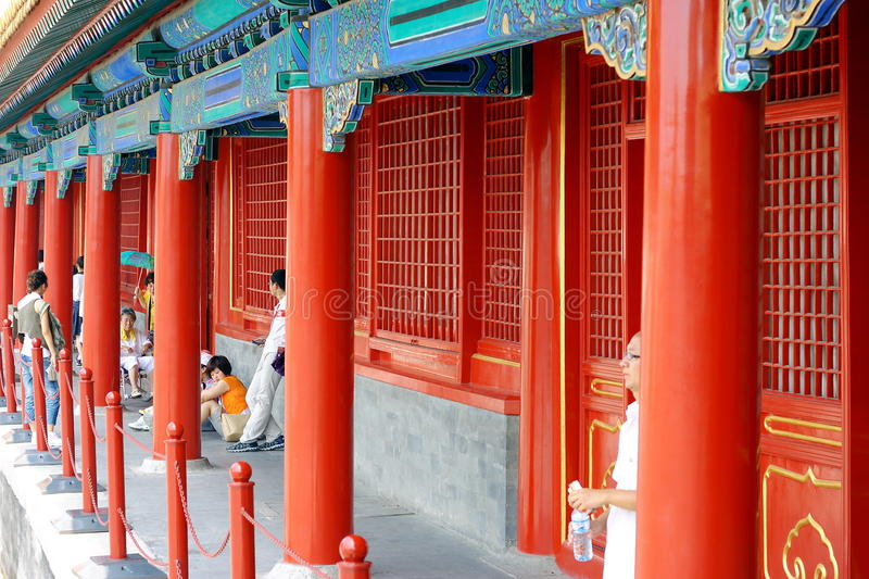 Forbidden City Editorial Image