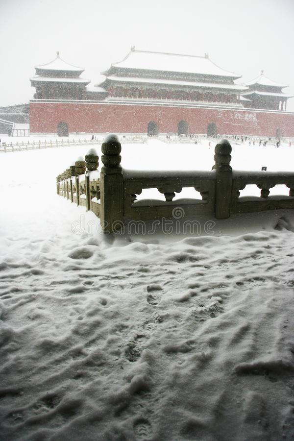 Free Forbidden City Royalty Free Stock Image - 12381016