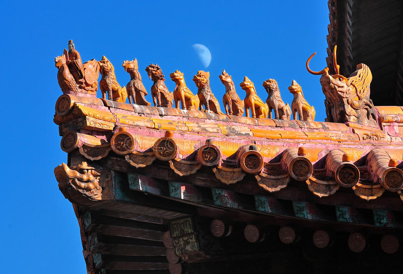 Download Forbidden City stock photo. Image of symbol, city, world - 13416210