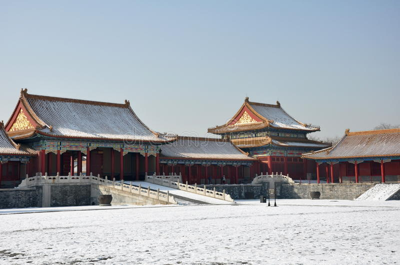 Download Forbidden City stock image. Image of forbidden, emperor - 16206395