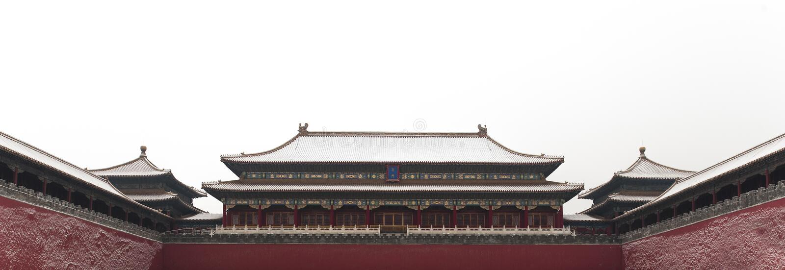 Download Forbidden city stock photo. Image of empire, history - 28756982
