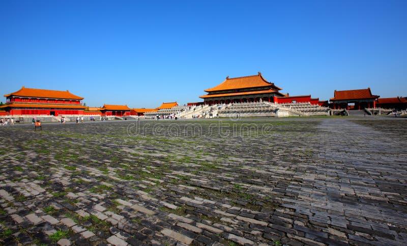 The Forbidden City royalty free stock photos