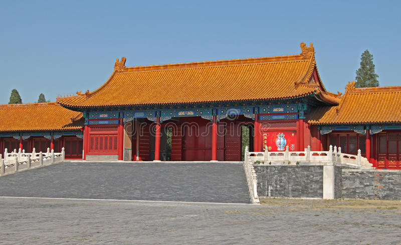 Download The Forbidden City. Beijing, China Stock Image - Image: 11738737