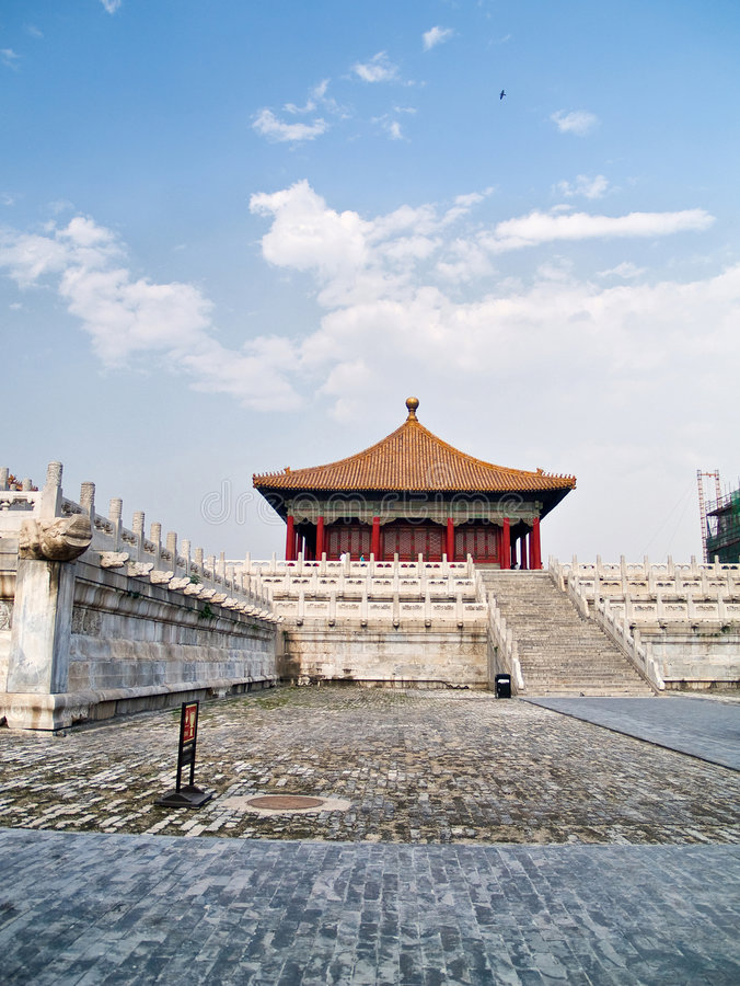Download Forbidden City. Beijing, China Stock Image - Image: 4316239