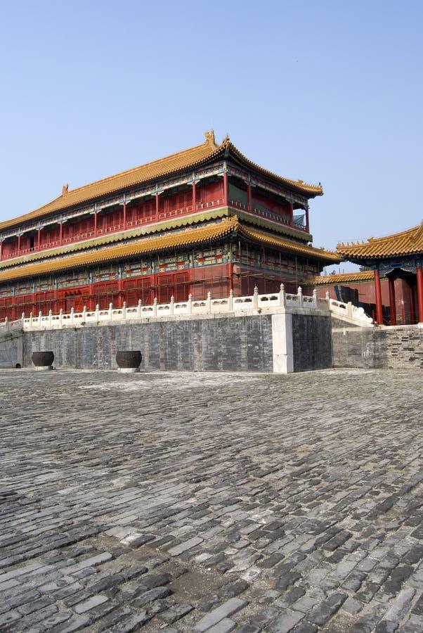 Download Forbidden city China stock image. Image of gate, landmark - 2974821