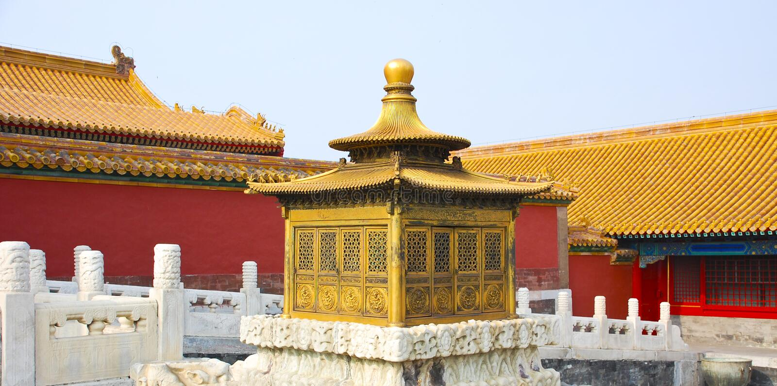 Download Forbidden City, China Stock Photography - Image: 5742192