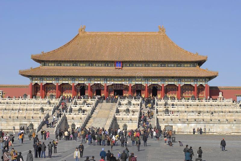 Forbidden City Editorial Editorial Photo