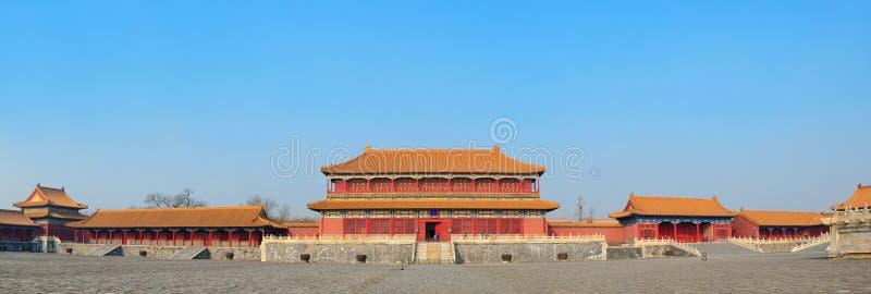 Forbidden City stock image