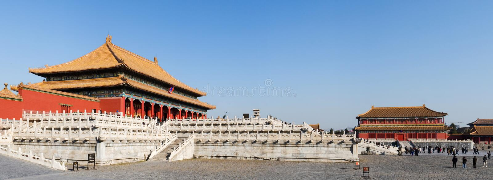 Download Forbidden City (Palace Museum) Stock Photo - Image: 9424710