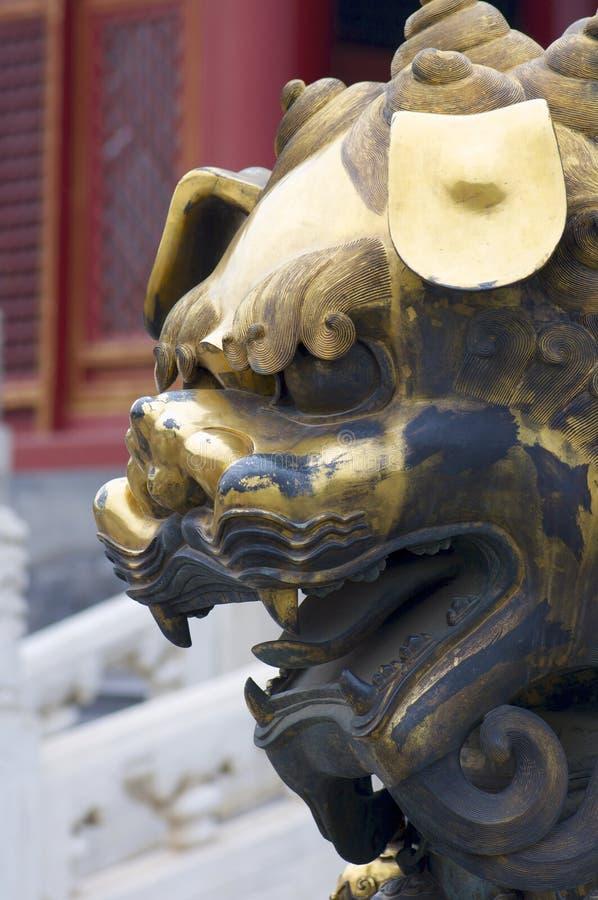 Forbidden City royalty free stock photography