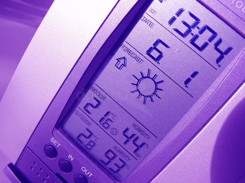 Download Forcast imagem de stock. Imagem de tempo, ensolarado, azul - 56725