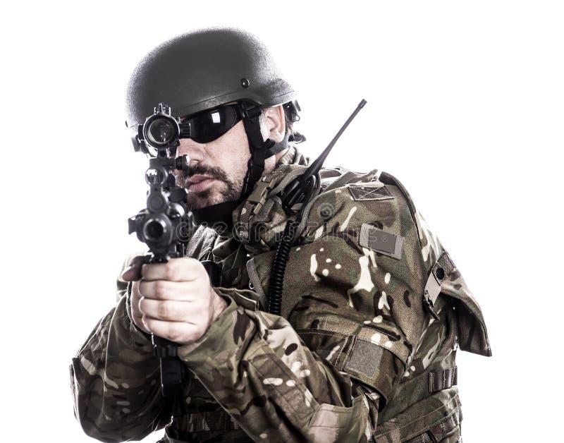 Forces armées photographie stock