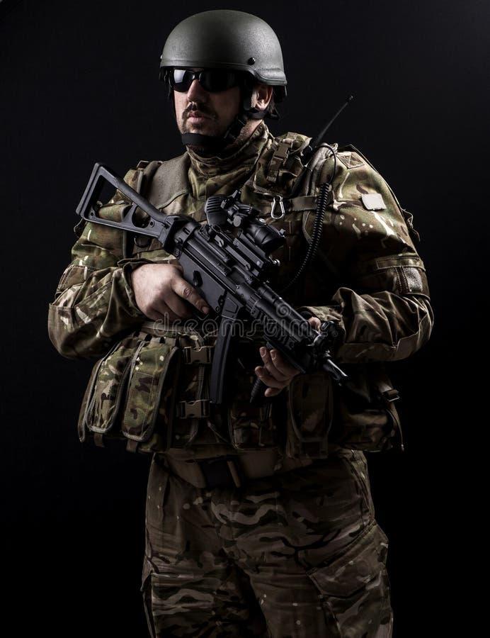 Forces armées images stock