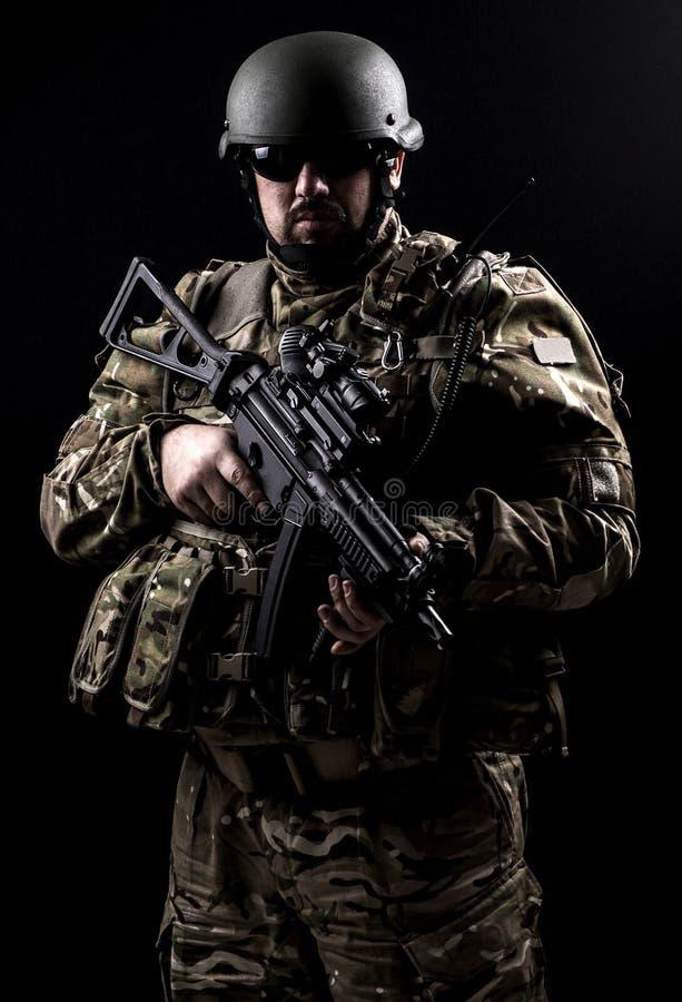 Forces armées photos libres de droits