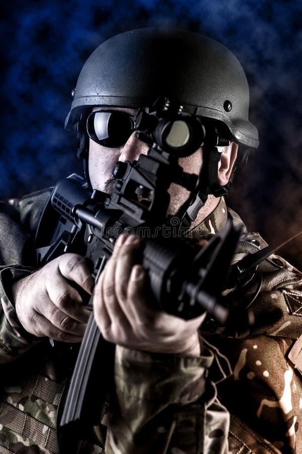 Forces armées photographie stock libre de droits