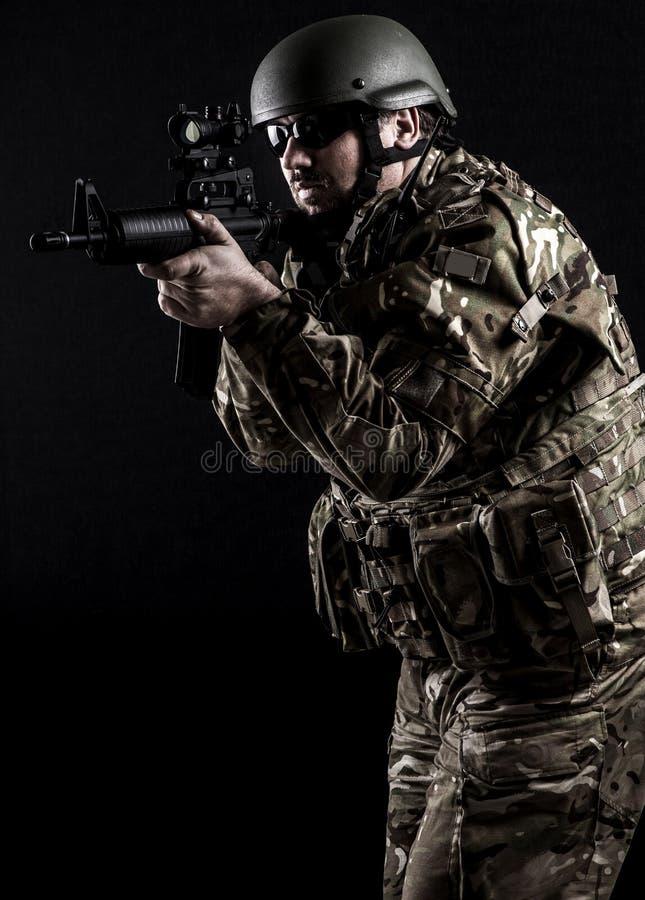 Forces armées photos stock