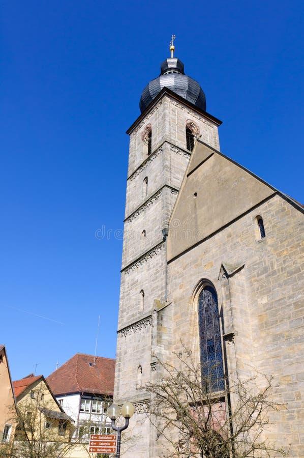 forchheim Германия стоковое изображение