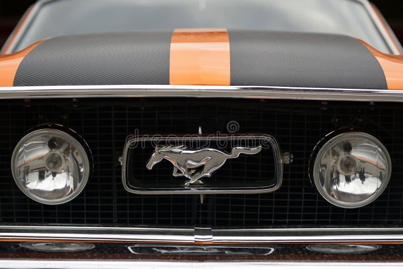 Ford Мustang стоковые изображения