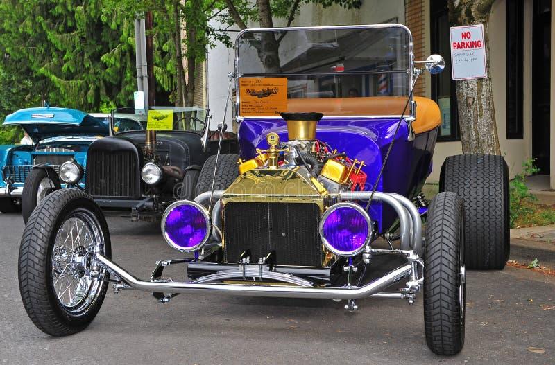 Ford 1923 vorbildliche T stockbild