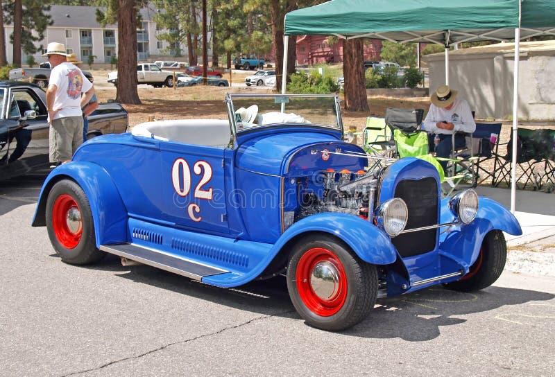 Ford 1929 formen A stockfotos