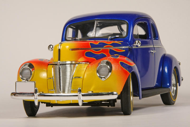 Ford 1940 Street Rod royalty free stock photography