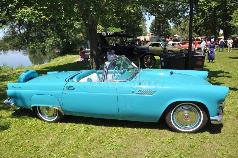 Ford 1956 Thunderbird image libre de droits