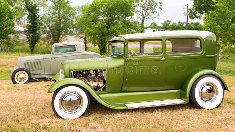 1929 Ford fotos de archivo