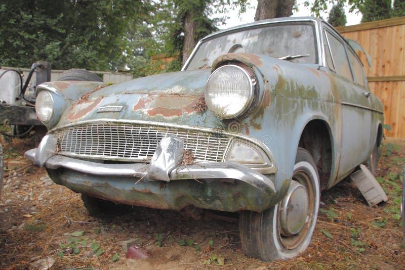 Ford Anglia 1967 fotografia de stock