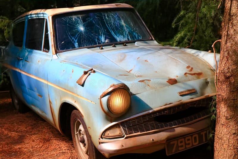 Ford Anglia foto de stock royalty free