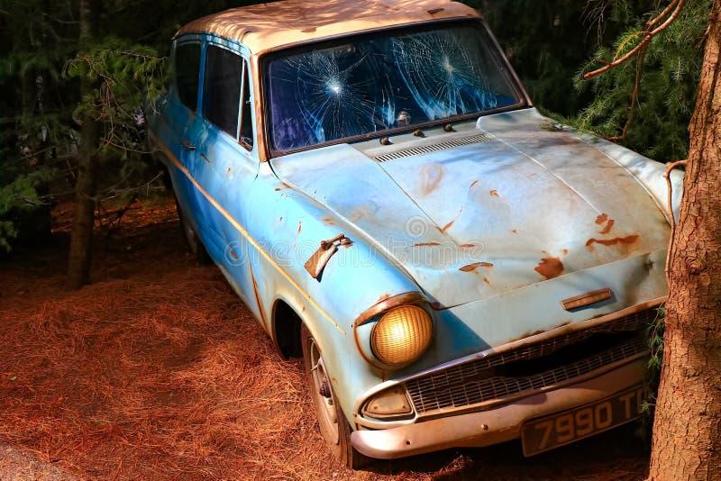 Ford Anglia fotos de stock royalty free