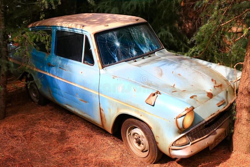 Ford Anglia fotos de stock