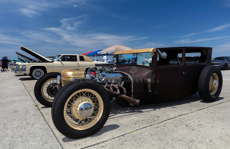 1927 Ford royalty free stock photography