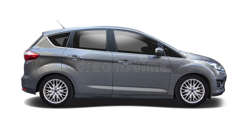 Ford C-Max stock photography