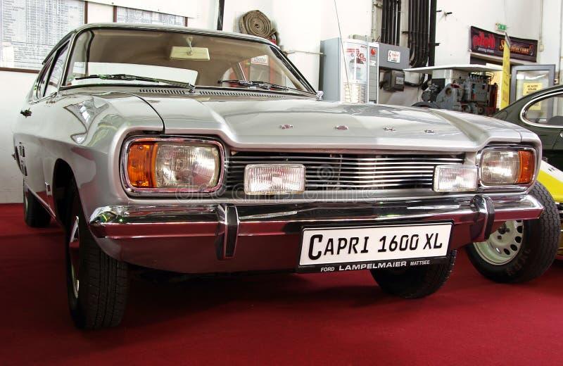 Ford Capri 1600XL fotos de stock royalty free